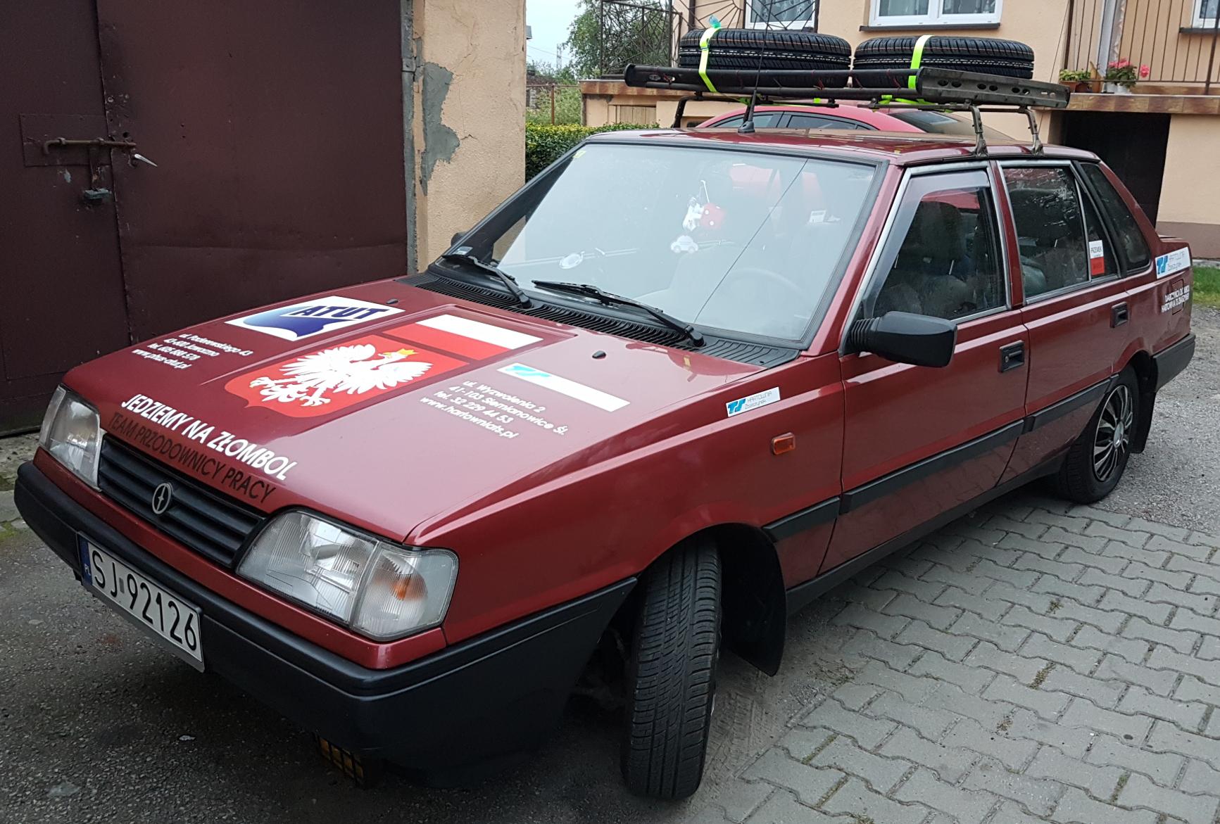 Polonez gotowy